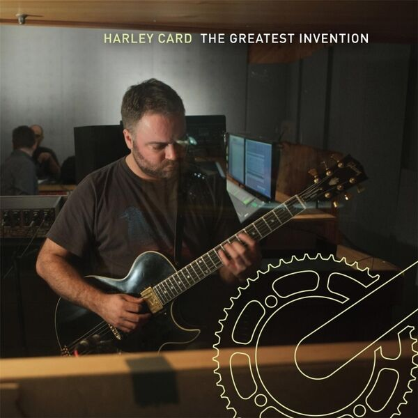 Cover art for The Greatest Invention